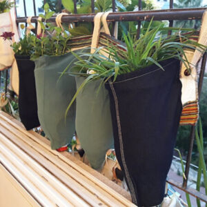 Water plant grow bag Arati 4 x 2 liters